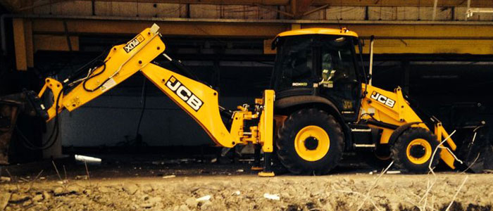 Plant hire photo gallery